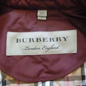 Burberry Jackets & Coats - Burberry Franwell Quilted Embroidered Crest Jacket